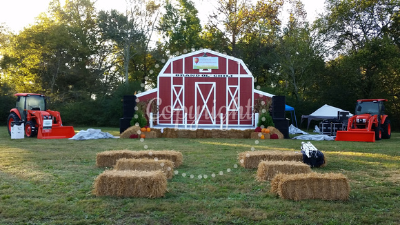 GRAND OL CHILI COOKOFF STAGE