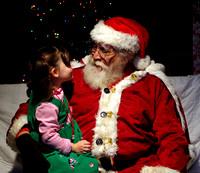Leiper's Fork Santa