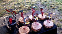 GRAND OL CHILI COOKOFF Trophies