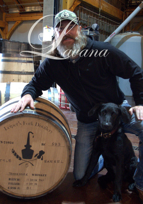 Lee & Scout at Leiper's Fork Distillery