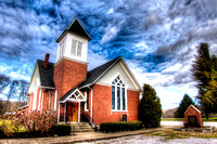 Leiper's Fork United Methodist Church